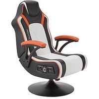 Product photograph showing X Rocker Torque 2 1 Dac Pedestal Chair V2