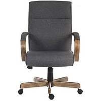 Product photograph showing Teknik Office Rigby Executive Office Chair