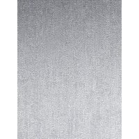 Product photograph showing Boutique Water Silk Plain Silver Wallpaper