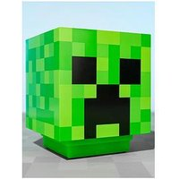 Product photograph showing Minecraft Creeper Light Bdp