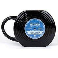 Product photograph showing Gift Republic Vinyl Mug
