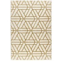 Product photograph showing Modern Geo Rug