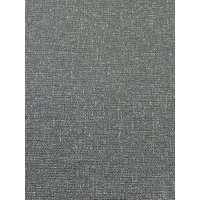 Product photograph showing Arthouse Calico Plain Gunmetal Wallpaper