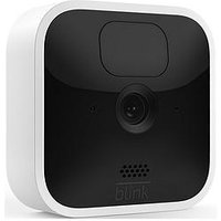 Product photograph showing Amazon Blink Indoor Smart Security Wireless 1080p Hd Camera Works With Alexa - Add-on Camera
