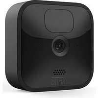 Product photograph showing Amazon Blink Outdoor Smart Security Wireless 1080p Hd Camera Works With Alexa - 3 Camera