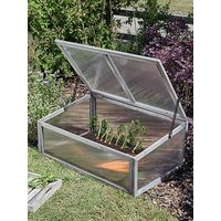 Product photograph showing Smart Garden Timber Cold Frame