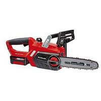 Product photograph showing Einhell Einhell Garden Expert Chainsaw 18v 25cm Battery Included