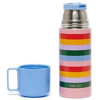Product photograph showing Ban Do Stainless Steel Thermal Mug With Cup