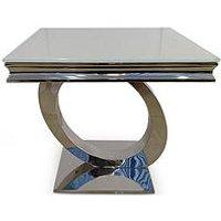 Product photograph showing Vida Living Horizon Lamp Table