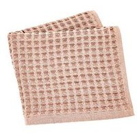 Product photograph showing Perri Home Waffle Hand Towel Blush