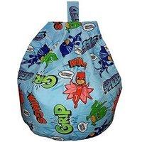 Product photograph showing Pj Masks Bean Bag