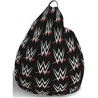 Product photograph showing Wwe Logo Bean Bag