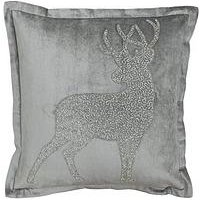Product photograph showing Riva Home Wonderland Prancer Cushion