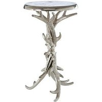 Product photograph showing Premier Housewares Antler Side Table