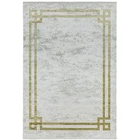 Product photograph showing Asiatic Olympia Grey Gold Rug