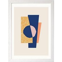 Product photograph showing East End Prints Mauna By Fay Jae A3 Framed Print