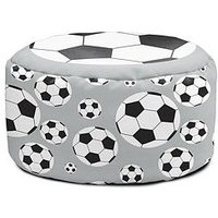 Product photograph showing Rucomfy Football Footstool