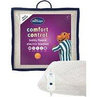 image-Silentnight Fleece Comfort Control Electric Blanket