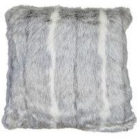 Product photograph showing Sable Faux Fur Cushion