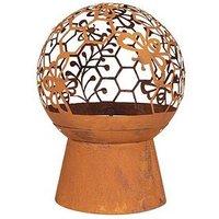 Product photograph showing La Hacienda Honey Bee Fire Globe