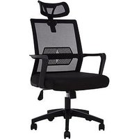 Product photograph showing Premier Housewares Griffiths Office Chair