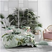 Product photograph showing Riva Home Glasshouse Duvet Set Db