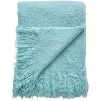 Product photograph showing Cascade Home Meadow Fringe Throw