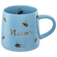 Product photograph showing Cath Kidston Mum Billie Mug