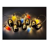 Product photograph showing Fizz Friends Logo 2d String Lights