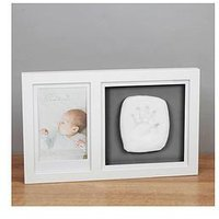Product photograph showing Baby Photo Frame Clay Print Kit