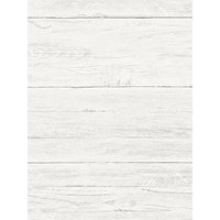 Product photograph showing Nuwallpaper Shiplap Stick On Wallpaper