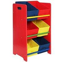 Product photograph showing Premier Housewares Kids Storage Unit