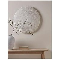 Product photograph showing Cox Cox Faux Coral Wall Art