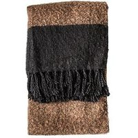Product photograph showing Gallery Tonal Faux Mohair Throw
