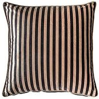 Product photograph showing Gallery Humbug Cushion - Gold