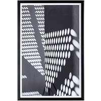 Product photograph showing Gallery Monochromed Shaped Framed Print