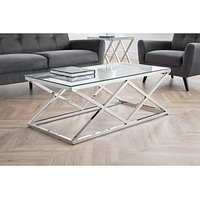 Product photograph showing Julian Bowen Biarritz Coffee Table