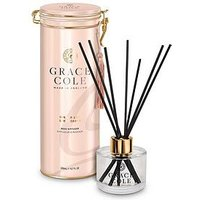 Product photograph showing Grace Cole Signature Ginger Lilly Mandarin Reed Diffuser