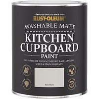 Product photograph showing Rust-oleum Kitchen Cupboard Paint - Bare Birch
