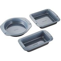 Product photograph showing Tower Cerasure 3 Piece Baking Tray