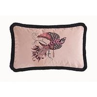 Product photograph showing Emma J Shipley Emma J Shipley Audubon Boudoir Cushion