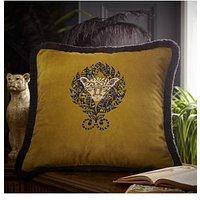 Product photograph showing Emma J Shipley Amazon Square Cushion