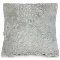 Product photograph showing Caprice Brigitte Faux Fur Cushion