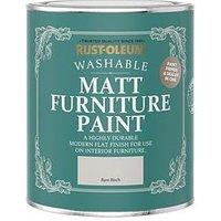 Product photograph showing Rust-oleum Rust-oleum Matt Furniture Paint Bare Birch 750ml