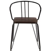 Product photograph showing District Arm Chair
