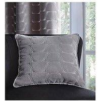 Product photograph showing Sanderson Lucca Velvet Cushion