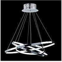 Product photograph showing Gallery Kline Led Pendant Light
