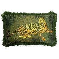 Product photograph showing Riva Home Saharan Cushion