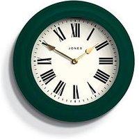Product photograph showing Jones Clocks Cocktail Wall Clock