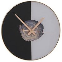 Product photograph showing Premier Housewares Celina Wall Clock